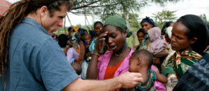 Dr. Steve Collins – Revolutionising the way we respond to malnutrition
