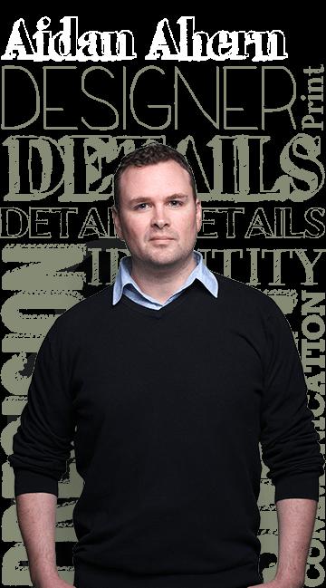Aidan Ahern - Designer