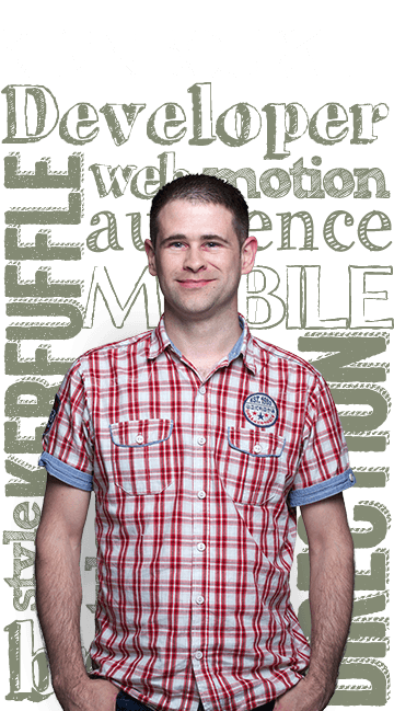 Kevin Bourke - Web Developer