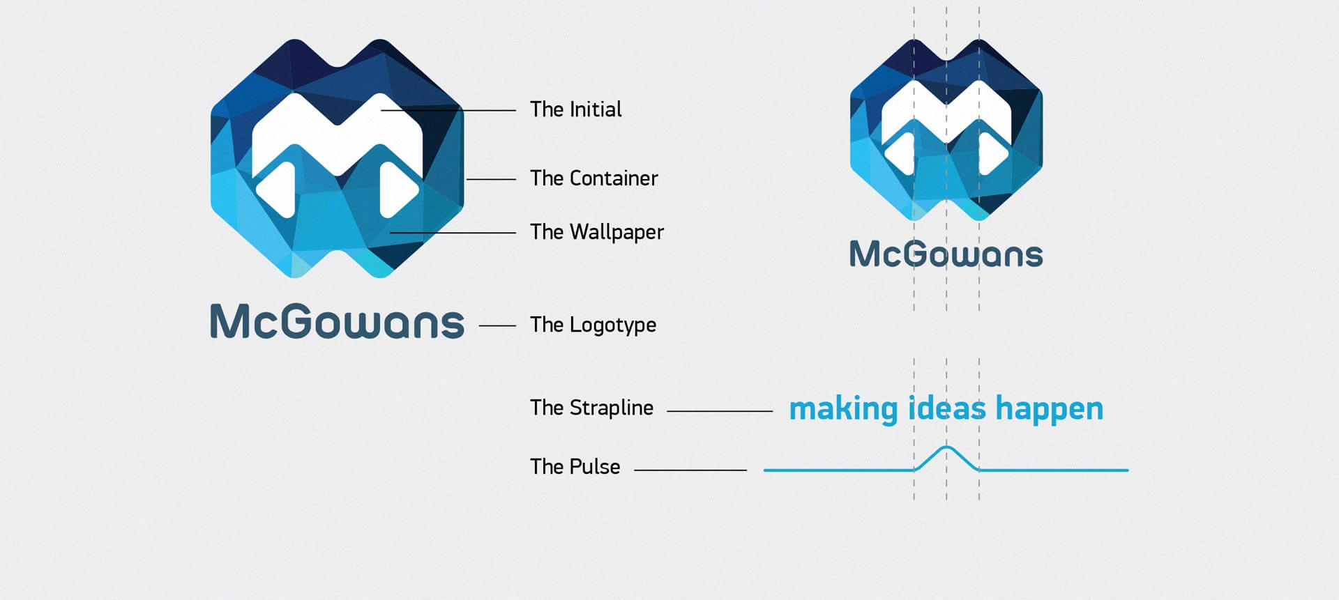 McGowans Logo Construction