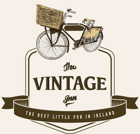 The Vintage Inn new logo and brand identity