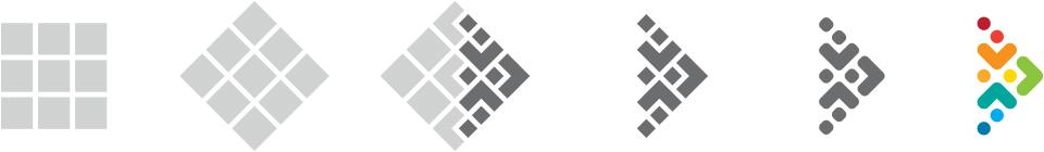 Logo development and logo construction