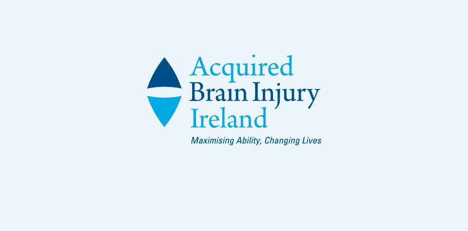 Acquired Brain Injury old brand identity