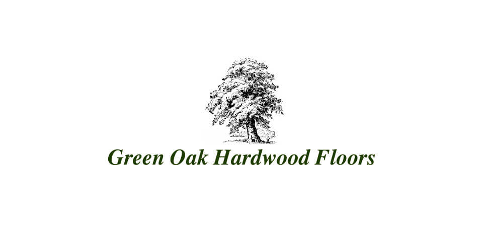 green oak logo before