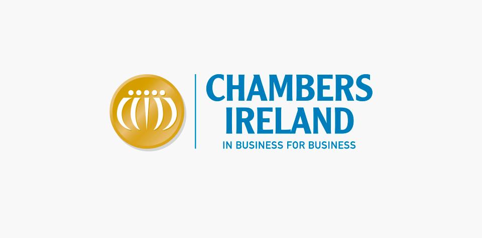 chambers ireland logo before rebranding