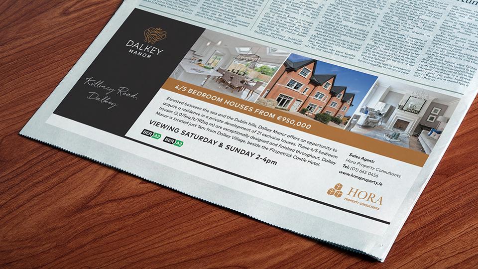 Luxury Property Development Ad
