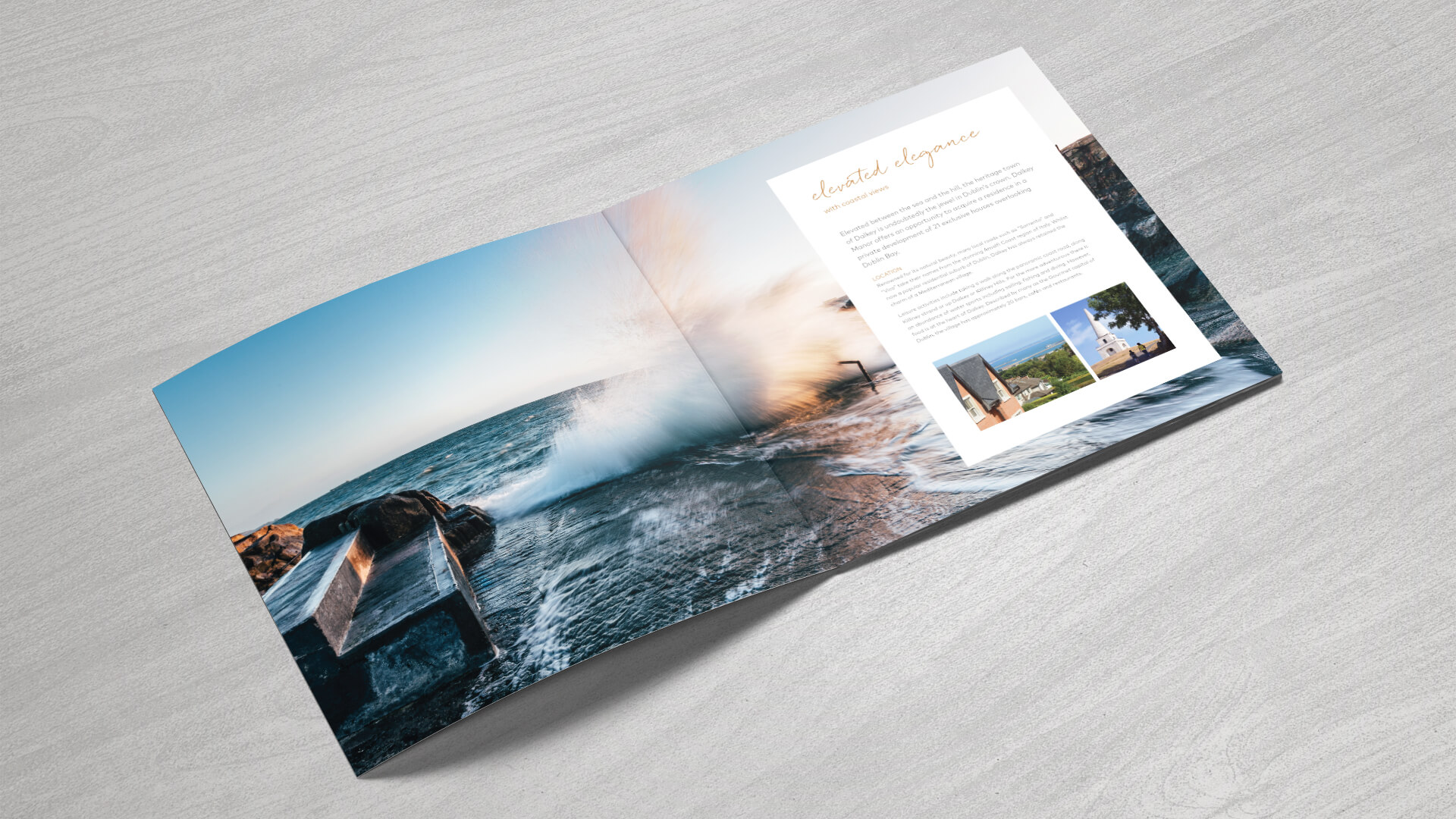 Property Brochure Design and Photography