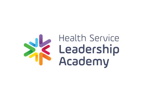 Health Service Leadership Academy coloured logo