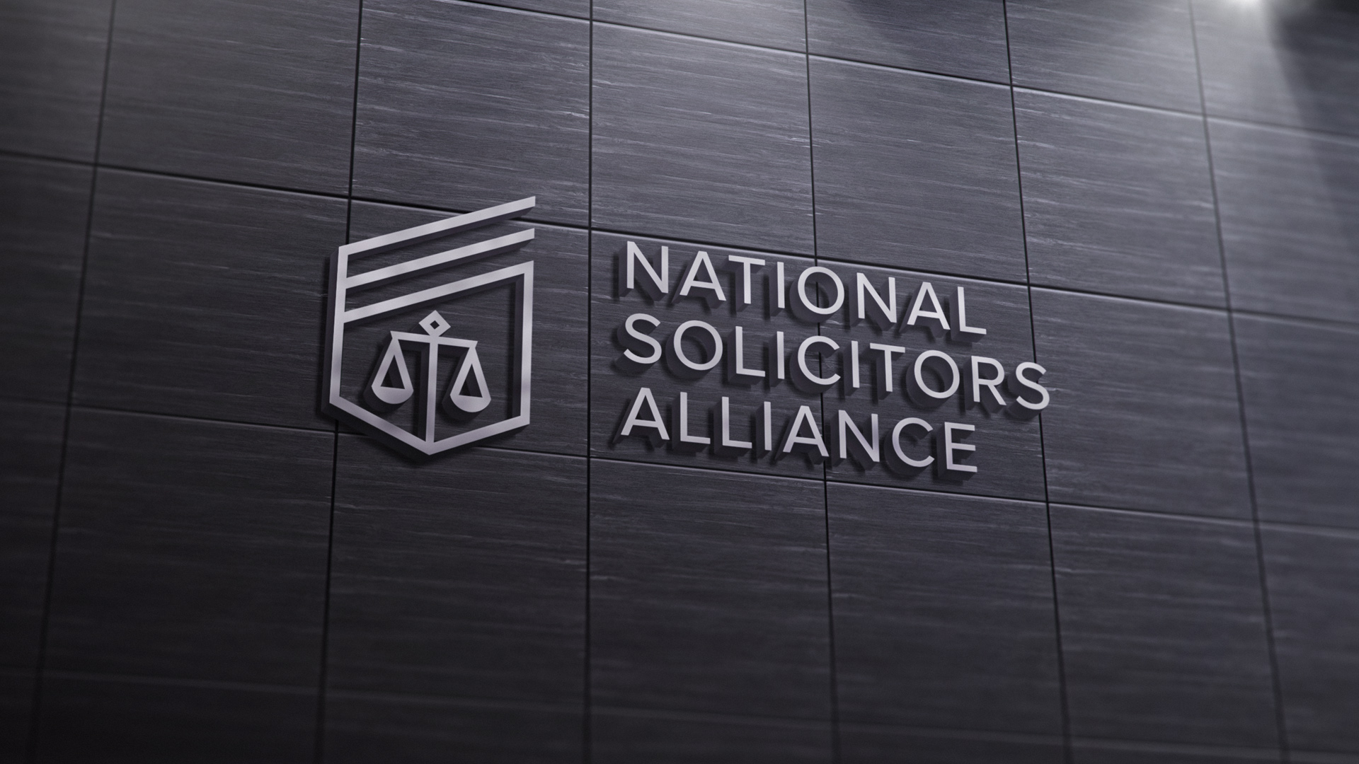 National Solicitors Alliance sign