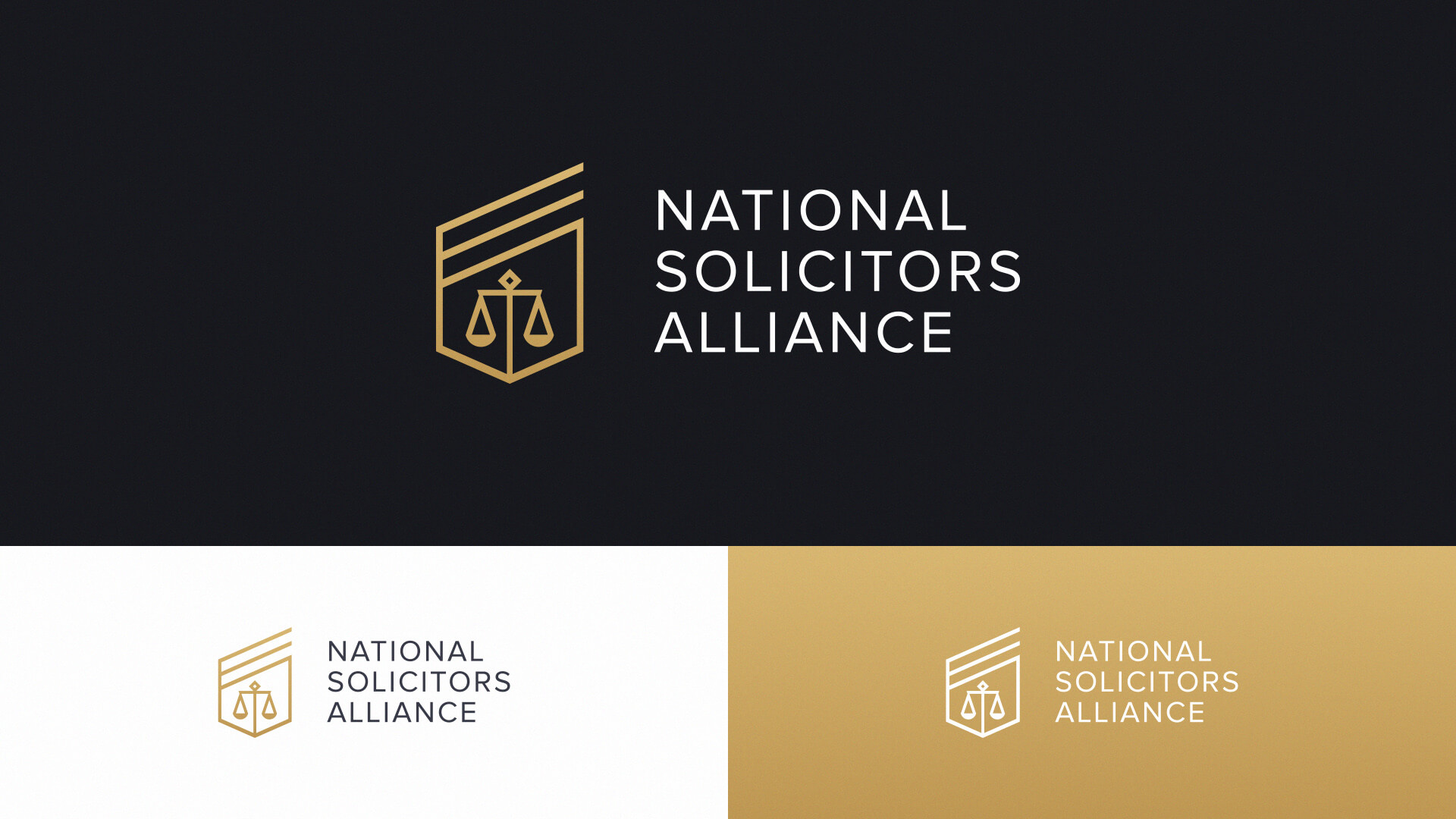 National Solicitors Alliance logo