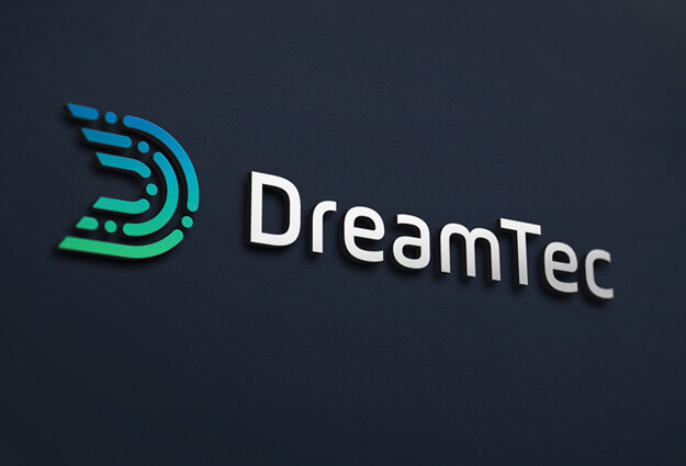 DreamTec wall sign