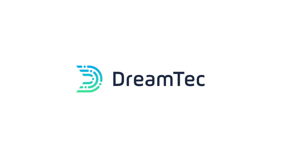 DreamTec stacked horizontal logo
