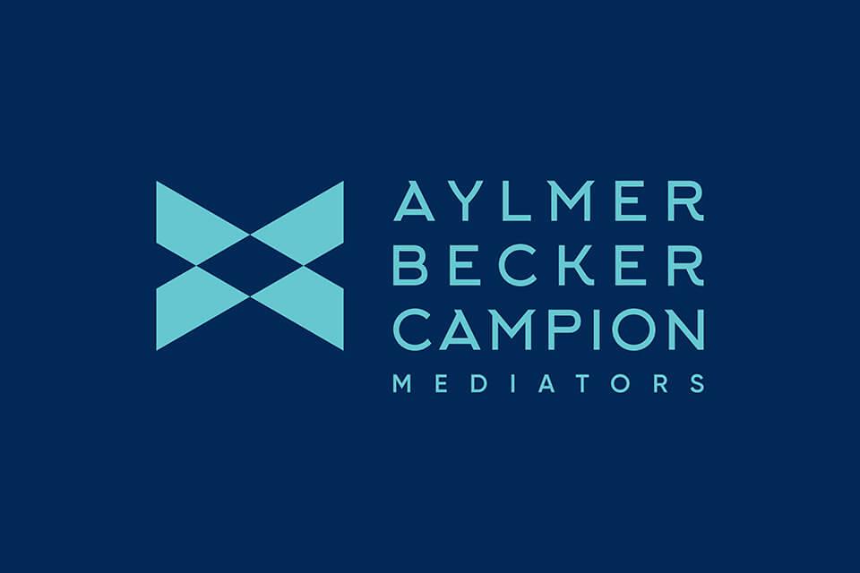 aylmer becker campion mediators reversed logo