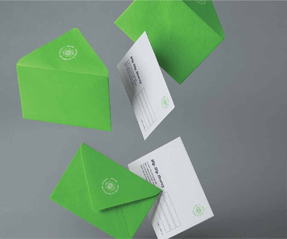 suileir cards and envelopes
