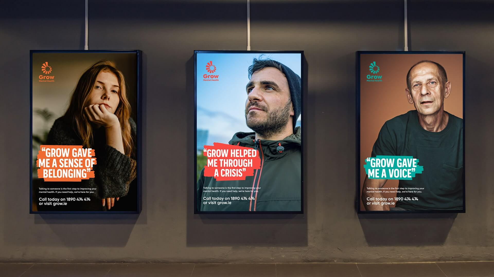 Grow Advertising Campaign